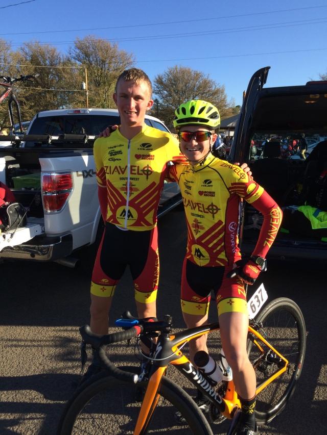 photo Greg and Jonah